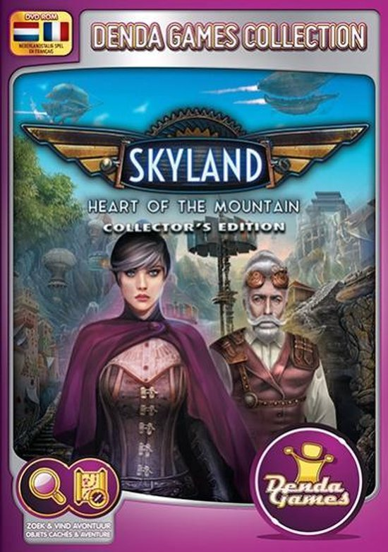 Denda Game 222: Skyland - Heart of the Mountain CE
