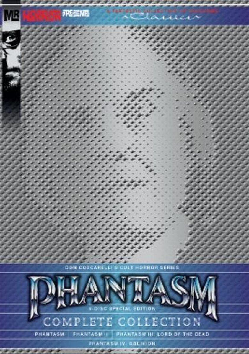 Speelfilm - Phantasm 01-04 Box - Movie