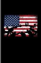 Skydiving USA Flag