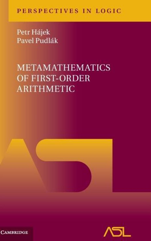 Metamathematics of First-Order Arithmetic
