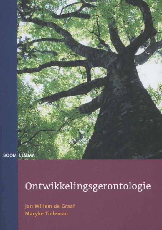 Ontwikkelingsgerontologie - Jan Willem de Graaf |