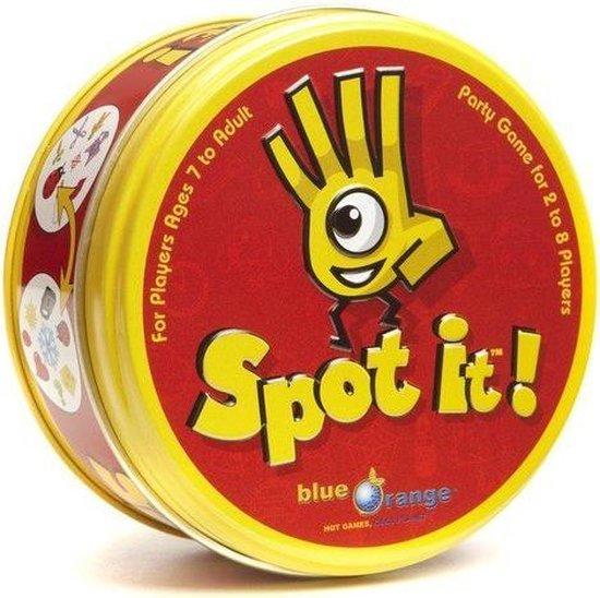 Thumbnail van een extra afbeelding van het spel Spot It! - Partyspel - Kinderspellen