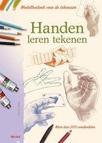 Modellenboek voor de tekenaar - Handen leren tekenen