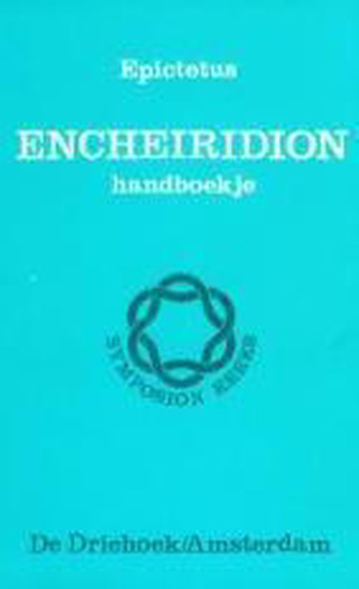 Encheiridion - Epictetus  
