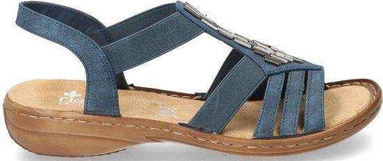 | Rieker sandaal Dames Maat 40