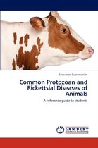 Common Protozoan and Rickettsial Diseases of Animals