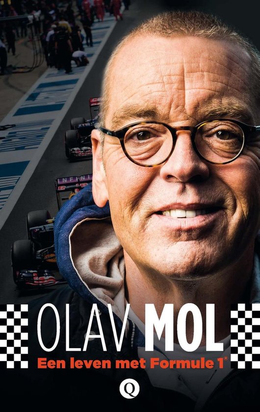 Een leven met Formule 1 - Olav Mol |