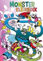 Monster kleurboek