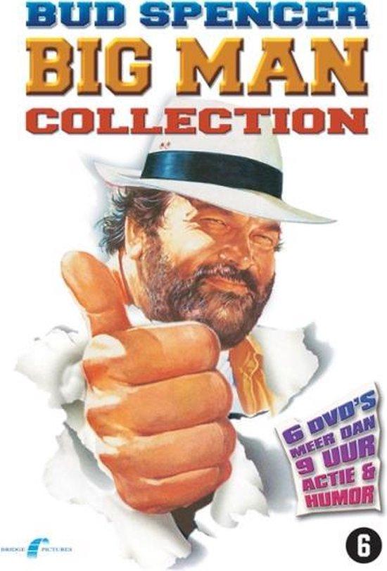 Cover van de film 'Big Man Collection - Bud Spencer'