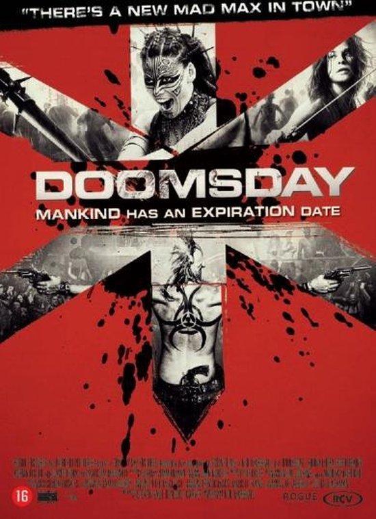 Cover van de film 'Doomsday'