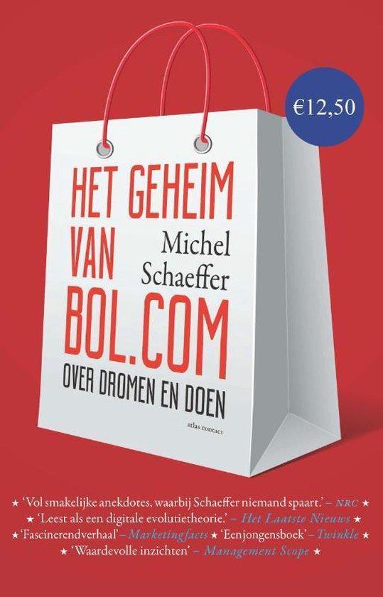 Boek cover Het geheim van bol.com van Michel Schaeffer (Paperback)