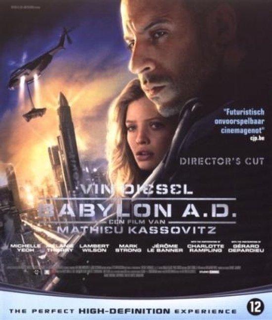 Cover van de film 'Babylon A.D.'