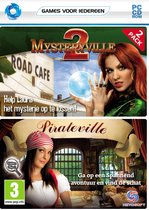 Mysteryville 2 & Pirateville (Pack) - Windows