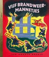 Boek cover Vijf brandweermannetjes van Margaret Wise Brown (Hardcover)