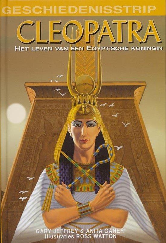 Geschiedenisstrip / Cleopatra - G. Jeffrey |
