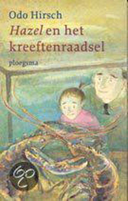 Cover van het boek 'Hazel en het kreeftenraadsel' van Odo Hirsch
