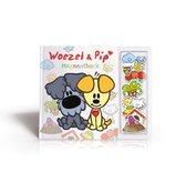Boek cover Woezel & Pip  -   Magneetboek van Guusje Nederhorst