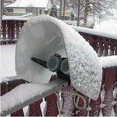 Triax LNB Paraprotection voor TD en BASIC serie 17cm regen/sneeuw beschermkap