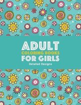 Adult Coloring Books for Girls