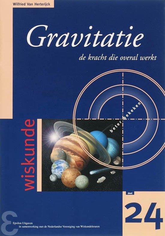 Zebra-reeks 24 - Gravitatie - W. Van Herterijck |