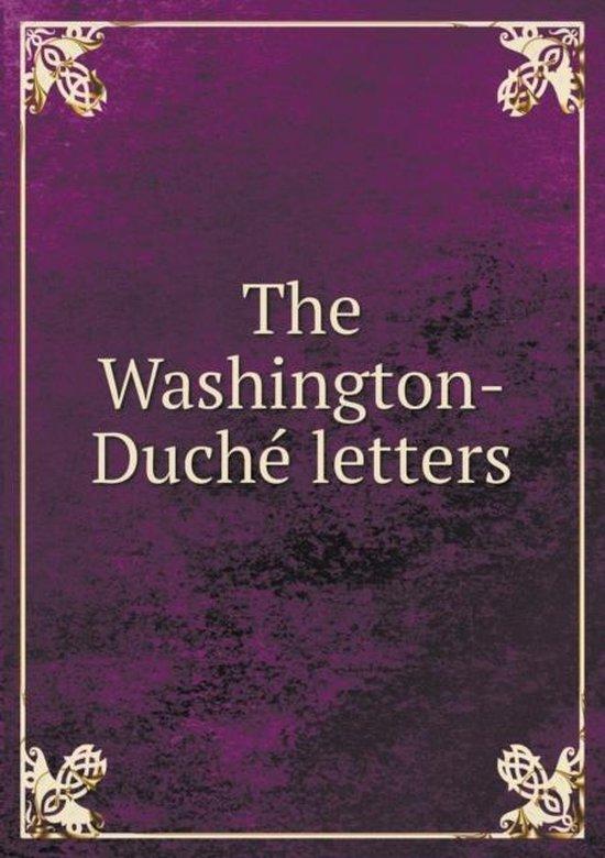 The Washington-Duche Letters