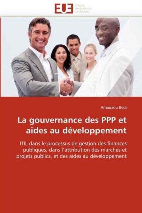 La Gouvernance Des PPP Et Aides Au D�veloppement