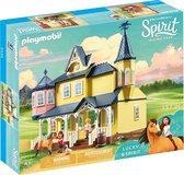 PLAYMOBIL Spirit Lucky's huis - 9475
