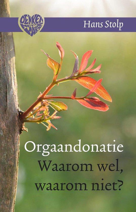 Orgaandonatie - Hans Stolp |