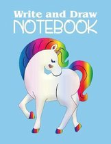 Write and Draw Notebook