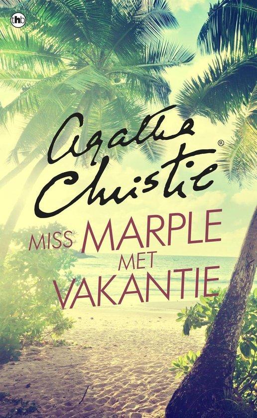 Miss Marple met vakantie - Agatha Christie |