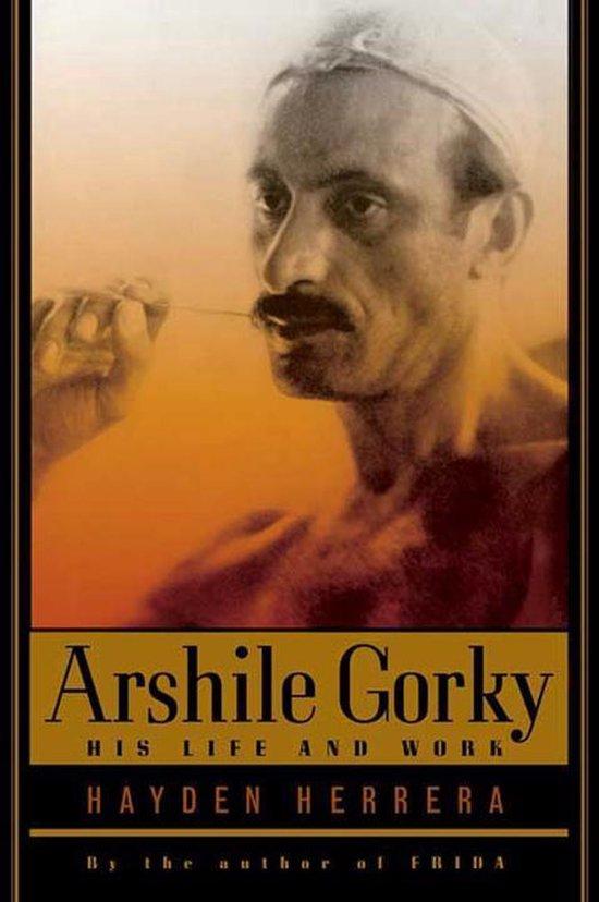 Boek cover Arshile Gorky van Hayden Herrera (Onbekend)