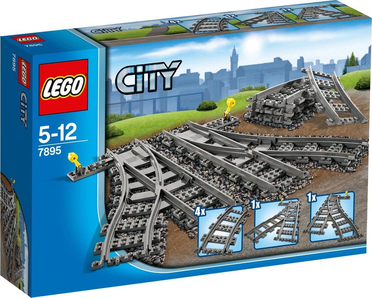 LEGO City Wissels - 7895 - LEGO