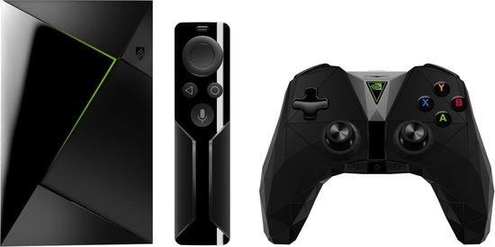 NVIDIA® SHIELD TV (remote & controller)