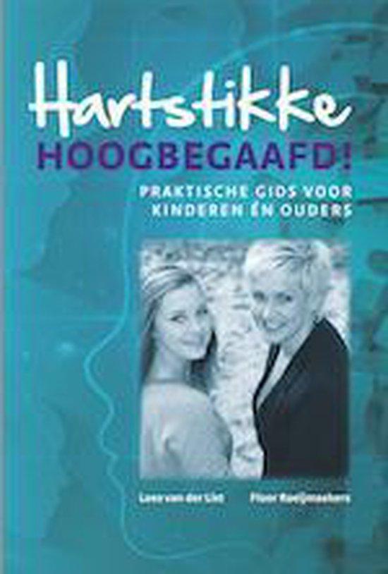Cover van het boek 'Hartstikke hoogbegaafd!' van Floor Raeijmaekers