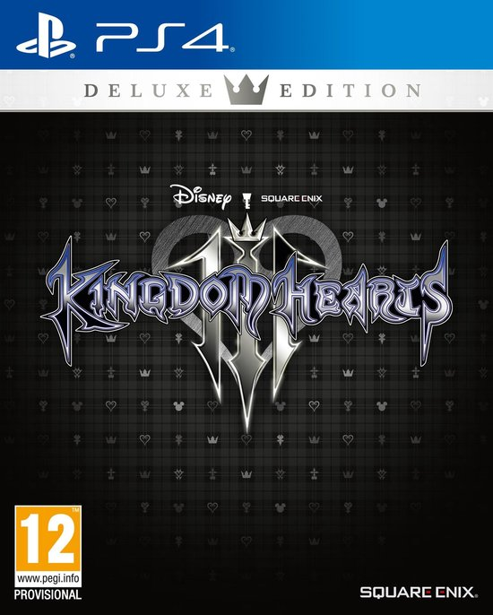 Kingdom Hearts III - Deluxe Edition - PS4