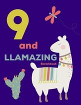 9 and Llamazing Sketchbook