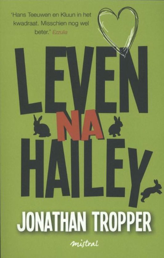 Leven na hailey - Jonathan Tropper |
