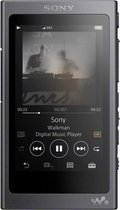 Sony NW-A45 Walkman - Hi-Res Audio MP3-speler - 16GB - Zwart