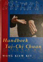 Boek cover Handboek Tai-Chi Chuan van Wong Kiew Kit