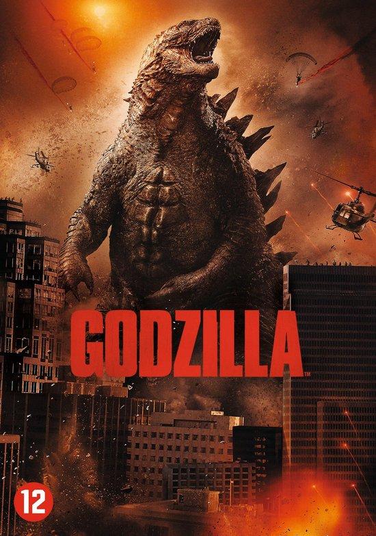 Cover van de film 'Godzilla'