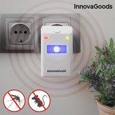 InnovaGoods Home Pest Afweermiddel met Ledlicht tegen Insecten en Knaagdieren