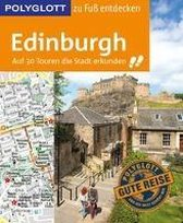 Boek cover POLYGLOTT Reiseführer Edinburgh zu Fuß entdecken van Josephine Grever