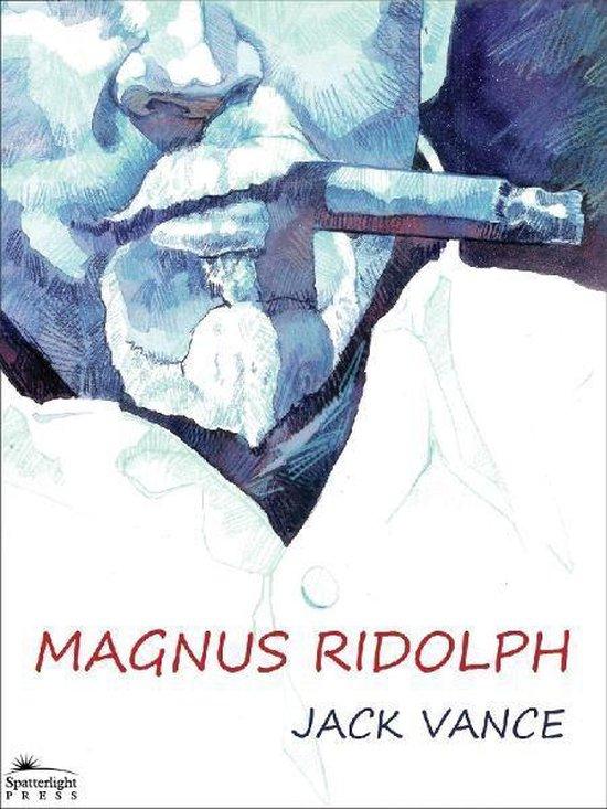 Magnus Ridolph - Jack Vance |