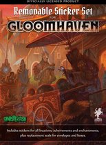 Gloomhaven Removable Sticker Set - EN