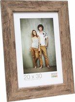 Deknudt Frames Fotokader bruine houtkleur
