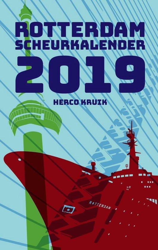 Rotterdam Scheurkalender 2019