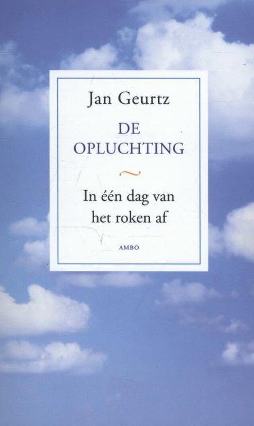 Boek cover De opluchting - herziene editie van Jan Geurtz (Paperback)