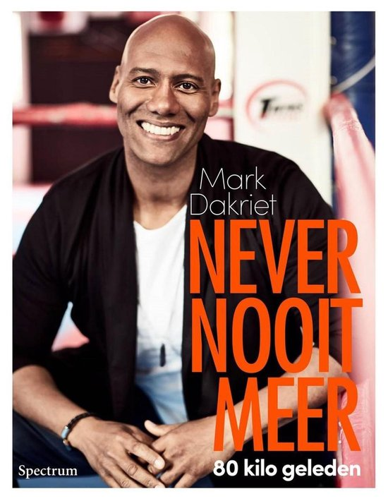 Never nooit meer - Mark Dakriet |