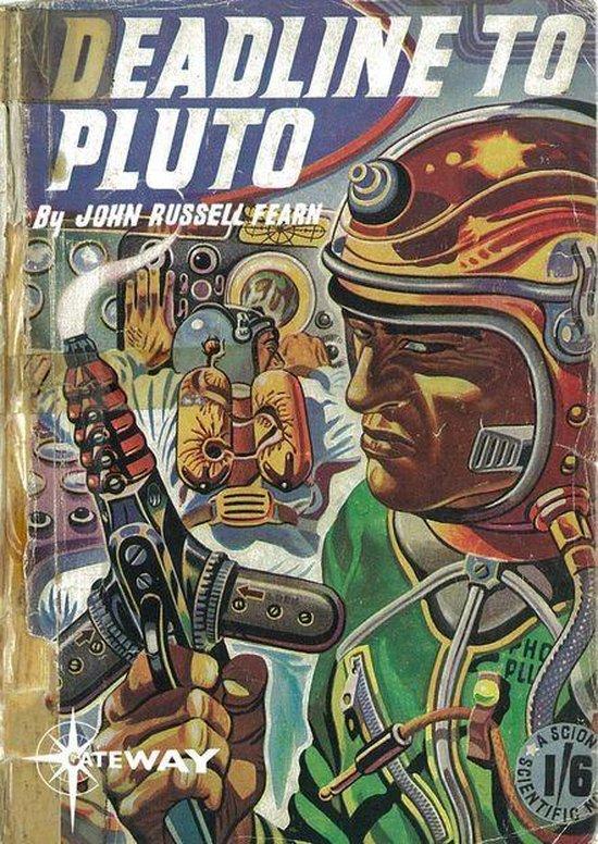 Deadline to Pluto