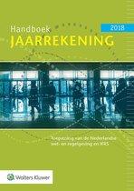 Boek cover Handboek Jaarrekening 2018 van Wolters Kluwer Nederland B.V.